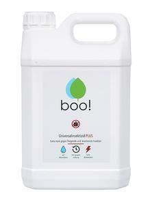 boo! Plus - Extra Starkes Insektenspray - Insektenschutz als Spray Gegen Mücken, Milben, Bettwanzen Etc - Insektizid auf Wasserbasis- Langzeitwirkung von bis...