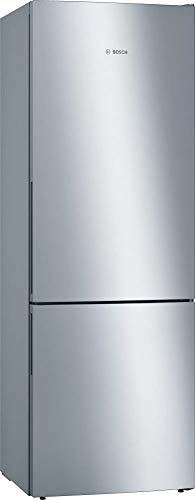 Bosch KGE49AICA Serie 6 Freistehende XXL-Kühl-Gefrier-Kombination / C / 201 x 70 cm / 163 kWh/Jahr / Inox-antifingerprint / 302 L Kühlteil / 117 L Gefrierteil...