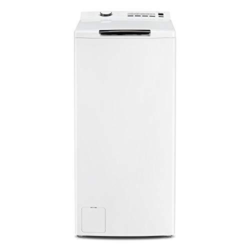 Midea Toplader Waschmaschine TW 3.62 / 6,5 KG Fassungsvermögen / Energieeffizienzklasse A+++ / 1200 U/min / Soft Opener