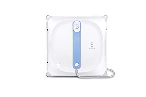 ECOVACS WINBOT 920 (Neuheit 2021): Intelligenter Fensterputzroboter mit Sicherheitssystem, Smartphone-Steuerung via App und tragbarer Aufbewahrungstasche für...