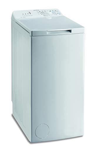Privileg PWT L60300 DE/N Toplader Waschmaschine / 6 kg / 1000 UpM/Turn&Go/Rapid Wash/Extra Waschen/Startzeitvorwahl/Wolle-Programm/Energy...