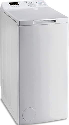Privileg PWT D61253P N (DE) Toplader Waschmaschine / 6 kg / 1152 UpM/Turn&Go/Rapid Wash/Kurz...