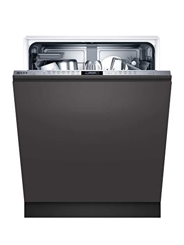 NEFF S157EAX36E N70 Geschirrspüler vollintegriert / 60 cm / Home Connect / TimeLight / Chef 70° / 8 Programme