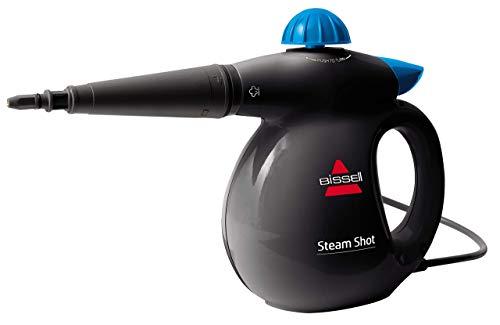 Bissell 2635J SteamShot Titanium Hand-Dampfreiniger, tragbar, 4,5 Bar, 1.050 W