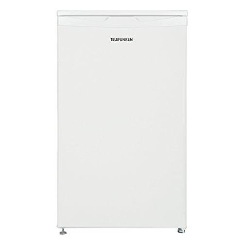 Telefunken CF-32-150-W Kühlschrank / A+++ / 83,8 cm 62kWh / 73 L Kühlteil / Gefrierfach / Türanschlag wechselbar / Höhenverstellbare Füße