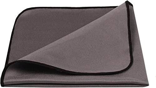 Wonder Shine® Tuch für Lackmöbel/Hochglanz Tuch • Ultrafein • für Glanzflächen in Küche/Wohnung • für empfindliche Glanz- und Lackmöbel • Made...