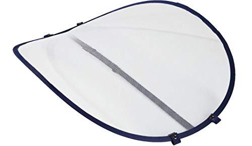 Leifheit Trockennetz Sensitive Air, Trockengestell zum Trocknen von feinen Stoffen, Trocknungsnetz inklusive individueller Befestigungsmöglichkeit
