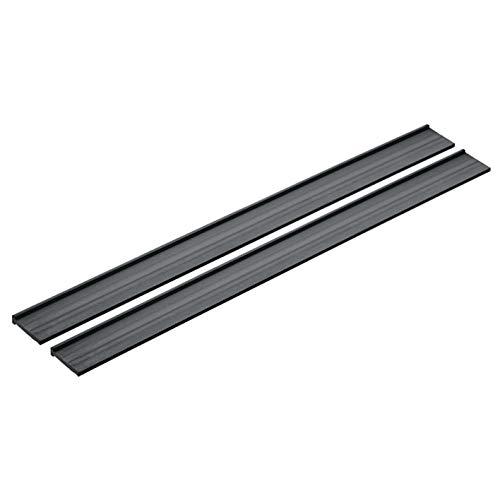 Bosch große Ersatz-Auflageschiene (für Fenstersauger GlassVAC, 2 Stück) F016800550