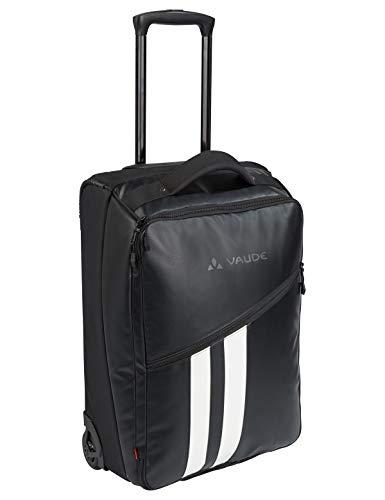 VAUDE Reisegepäck Rotuma 35, Kleiner Trolley für Kurzreisende, 35l, black, one Size, 142450100
