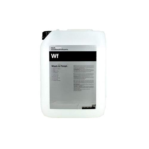 Koch Chemie Wash & Finish Waschen ohne Wasser 10 Liter Reiniger