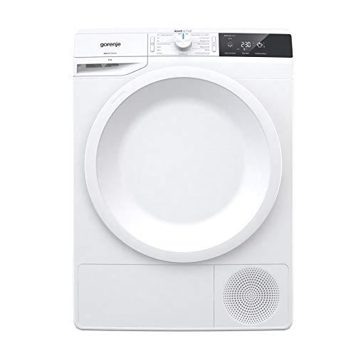 Gorenje DE 8B Kondenstrockner / 8kg / weiß / Energieeffizienzklasse B / AirRefresh / Energiesparmodus