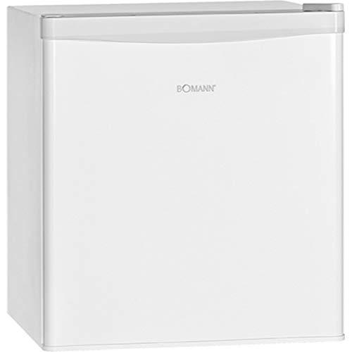 Bomann KB 389 Mini-Kühlschrank / A++ / 51 cm Höhe / 84 kWh/Jahr / 42 Liter Kühlteil / regelbarer Thermostat / weiß