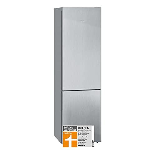 Siemens KG39EAICA iQ500 Freistehende Kühl-Gefrier-Kombination / C / 149 kWh/Jahr / 343 l / hyperFresh Frischesystem / bigBox / LED-Innenbeleuchtung /...