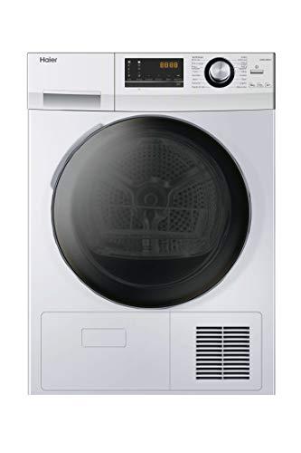 Haier HD90-A636 Wärmepumpentrockner / 9 kg / A++ / Edelstahltrommel / Trommelinnenbeleuchtung / Startzeitvorwahl