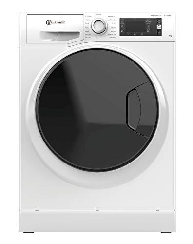 Bauknecht W Active 823 PS Waschmaschine Frontlader/ 8kg / Active Care Color+ / kraftvolle Fleckentfernung / Dampf Programme / Steam Hygiene Option / Steam...