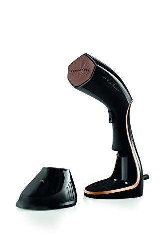 Grundig ST7950 Dampfbügelbürste Fashion Brush, Schwarz/Kupfer
