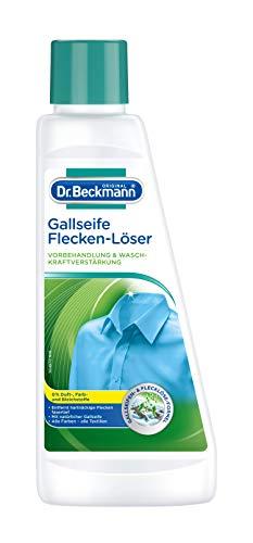 Dr. Beckmann Gallseife Flecken-Löser | Vorbehandlung & Waschkraftverstärker (500 ml)