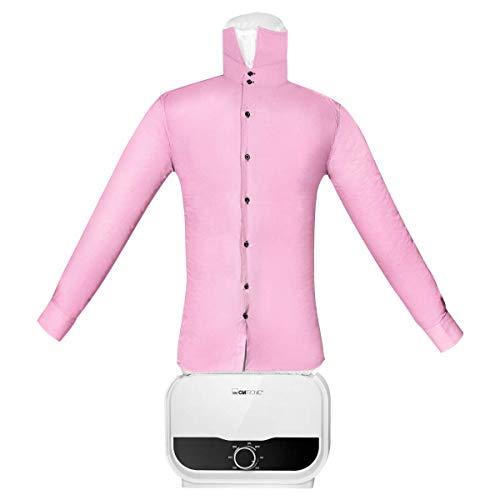 Clatronic HBB 3734 Hemden-/Blusen- und Hosenbügler, 2in1 Funktion - Trocknen und Bügeln in einem Schritt, stufenloser 180 Minuten-Timer, 1200 Watt,'One...
