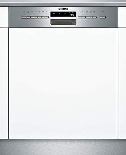 Siemens SN536S00LE iQ300 teilintegrierter Geschirrspüler / A++ / 262 kWh/Jahr / 2100 L/Jahr / varioSpeed Plus / Glas 40° Programm / varioSchublade /...