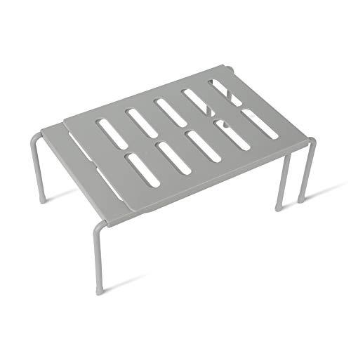 ZUZPAO Erweiterbares Küchenschrank-Regal, erweiterbare Küchentheke & Schrank-Regal, Organizer, Mini-Küchenregale für Schrank, Teller, Geschirr, Theke &...