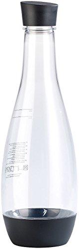 Rosenstein & Söhne Zubehör zu Sprudler: Ersatz-Flasche für Wassersprudler WS-110.Soda, 1 l (Wasser-Sprudler)