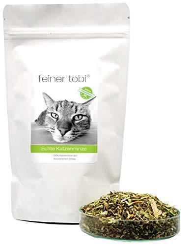 Katzenminze (Catnip) 50g | Premium-Qualität aus Frankreich | Auch als Katzensnack oder für Katzenspielzeug bestens geeignet