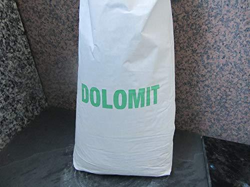 Dolomit 32µm 25KG Dolomitmehl Pulver Calcium Magnesium Carbonat CaMg (CO3) 2