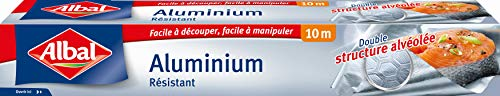 ALBAL Rolle Aluminium, leicht zu schneiden, strapazierfähig 1er Pack