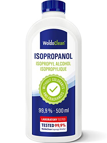 Isopropanol 99,9% Reiniger Alkohol 500ml