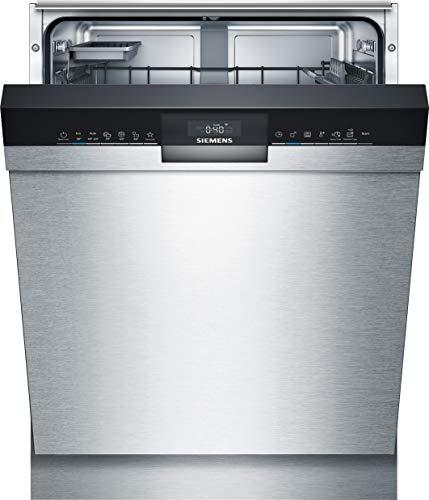 Siemens SN43HS36TE iQ300 Unterbau-Geschirrspüler / E / 92 kWh / 12 MGD / Smart Home kompatibel via Home Connect / varioSpeed Plus / Oberkorb mit rackMatic