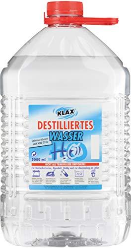 Zentrallager Destilliertes wasser 5l