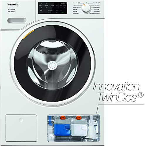Miele WSG 663 WCS Frontlader Waschmaschine / 9 kg / automatische Dosierung - TwinDos / Vorbügeln / Vernetzung / Watercontrol-System / Hygiene-Option -...