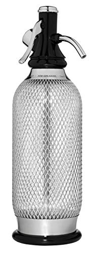 iSi 1060 Sodamaker Classic, 1,0 L, Wassersprudler für Sprudelwasser, Sprudler mit PEN-Flasche mit Edelstahl-Netz, Kohlensäure für Wasser, Soda Maker, Bar...