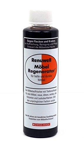 Massivum Renuwell Möbel Regenerator 500ml, Holz, Natur