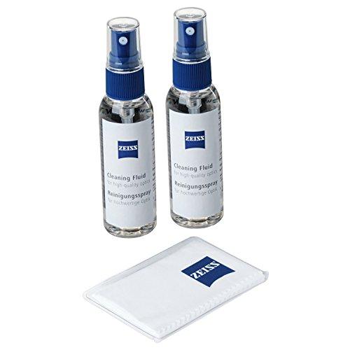 ZEISS Reinigungsspray – Reinigungsspray für Objektive, Filter, Brillengläser, Ferngläser und LCD-Displays