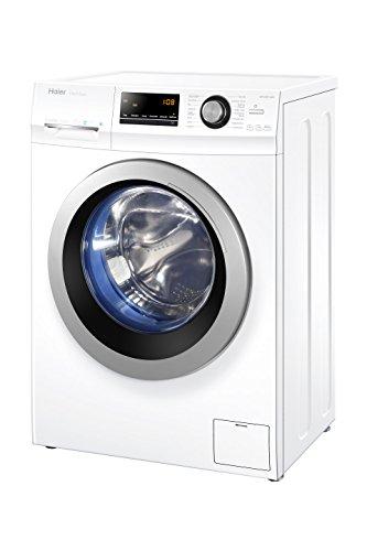 Haier HW70-BP14636 Waschmaschine Frontlader / A+++ / 7 kg / 1400 UpM / Inverter Motor / Vollwasserschutz / ABT