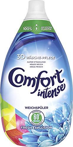 Comfort Intense Weichspüler (für frische Wäsche Fresh Explosion 60 WL) ( 1 x 900 ml)