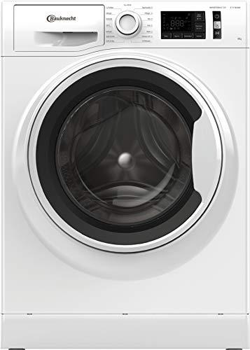 Bauknecht W Active 811 C Waschmaschine Frontalder/ 8kg/ kraftvolle Fleckentfernung/Dampf Programme/Steam Hygiene Option/Steam Refresh/Stop & Add...
