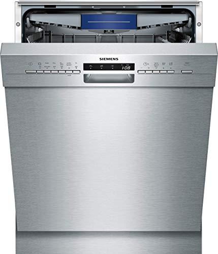 Siemens SN436S00LE iQ300 Unterbau Geschirrspüler / A++ / 262 kWh/Jahr / 2100 L/Jahr / varioSpeed Plus / Glas 40° Programm / varioSchublade /...