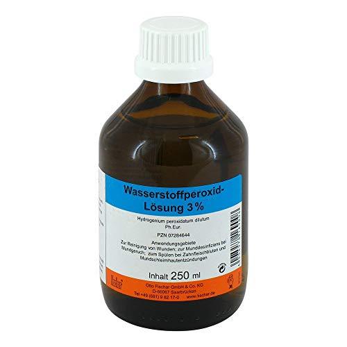 WASSERSTOFFPEROXID Lösung 3% Ph.Eur. 250 ml