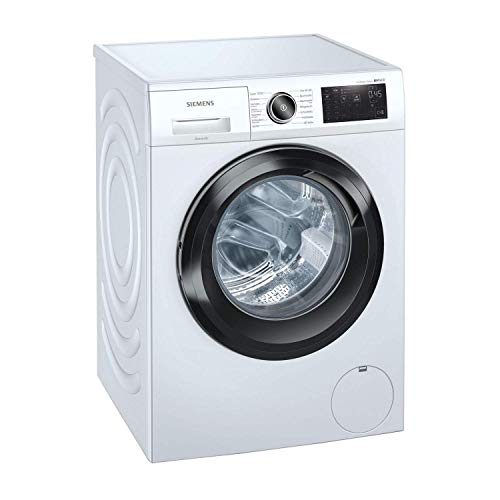 Siemens WM14URFCB iQ500 Waschmaschine / 9kg / C / 1400 U/min / Outdoor-Programm / varioSpeed Funktion / Nachlegefunktion