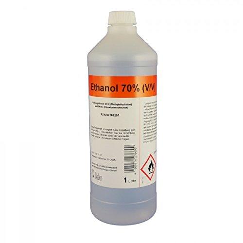 Ethanol 70% V/V 1 L vollvergällt steuerbefreit