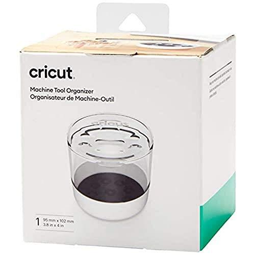 Cricut 2008606 Werkzeug-Organizer für Maschinen, plastik, Farblos, Einheitsgröße