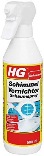 HG, Schimmel Vernichter Schaumspray, 500 milliliter