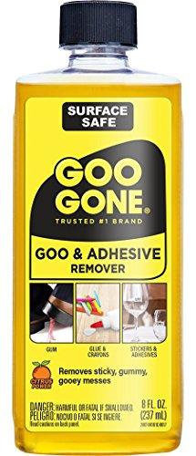 Goo Gone Original Liquid–Oberfläche Sicher Entferner–Entfernt Sicher Aufkleber, Etiketten, Aufkleber, Rückstände, Klebeband, Kaugummi, Fett,...