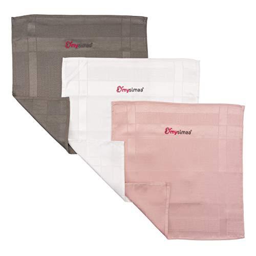 mysimaa® Special Putztücher Premium Profi Microfaser Allzweck-Reinigungstücher ohne Putzmittel für Streifenfreien Glanz im Haushalt, Auto, Büro sowie für...