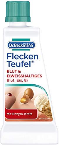 Dr. Beckmann Fleckenteufel Blut & Eiweißhaltiges, 50 ml