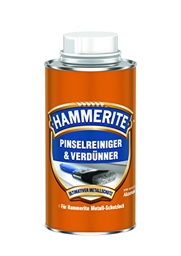 AKZO NOBEL (DIY HAMMERITE) 5087653 Hammerite Pinselreiniger und Verdünner 0,500 L