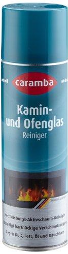Caramba 696405 Kamin- und Ofenglasreiniger, 500 ml
