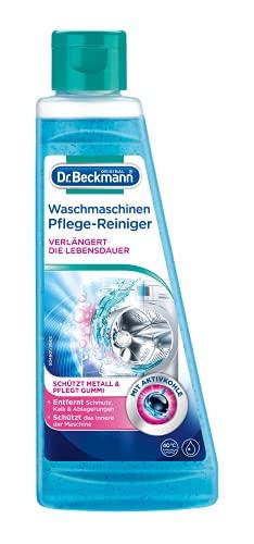Dr. Beckmann Waschmaschinen Pflege-Reiniger, Maschinenreiniger Mit Aktivkohle (250 ml)